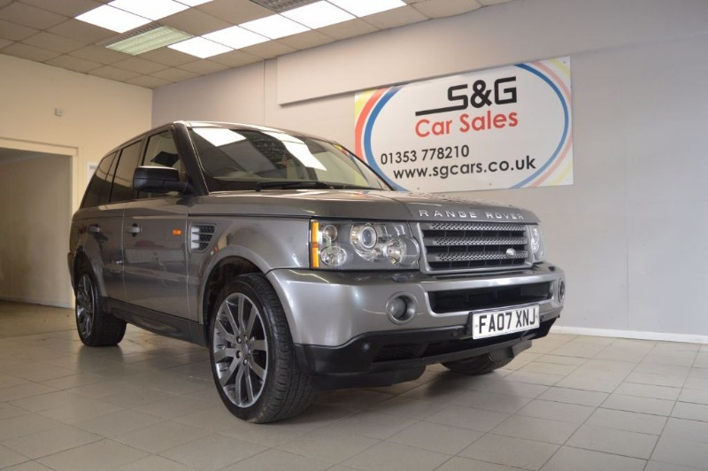 used Land Rover Range Rover Sport TDV6 SPORT HSE in ely-cambridgeshire