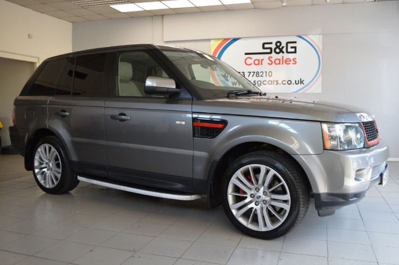 used Land Rover Range Rover Sport TDV6 HSE in ely-cambridgeshire