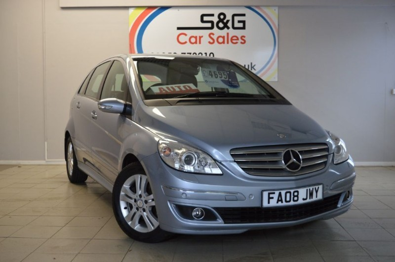used Mercedes B200 CDI SE diesel auto in ely-cambridgeshire