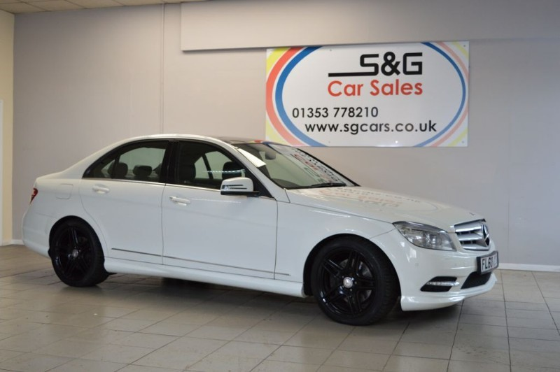 used Mercedes C350 CDI BLUEEFFICIENCY SPORT in ely-cambridgeshire