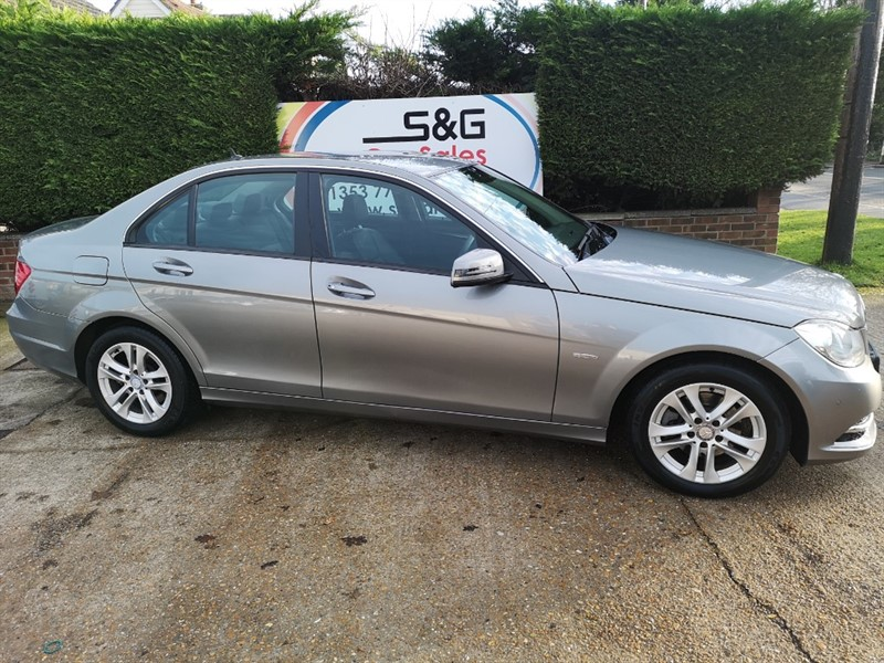 used Mercedes C220 CDI BLUEEFFICIENCY EXECUTIVE SE in ely-cambridgeshire