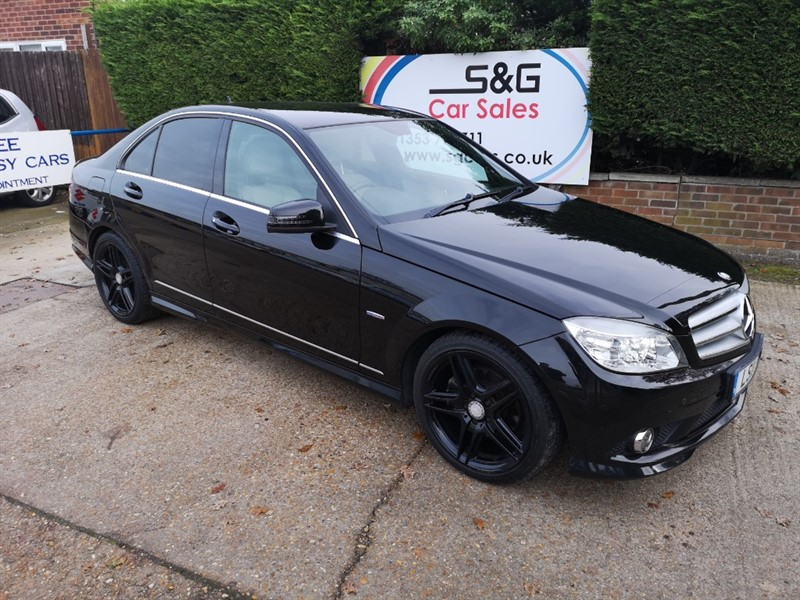 used Mercedes C250 CDI BLUEEFFICIENCY SPORT in ely-cambridgeshire