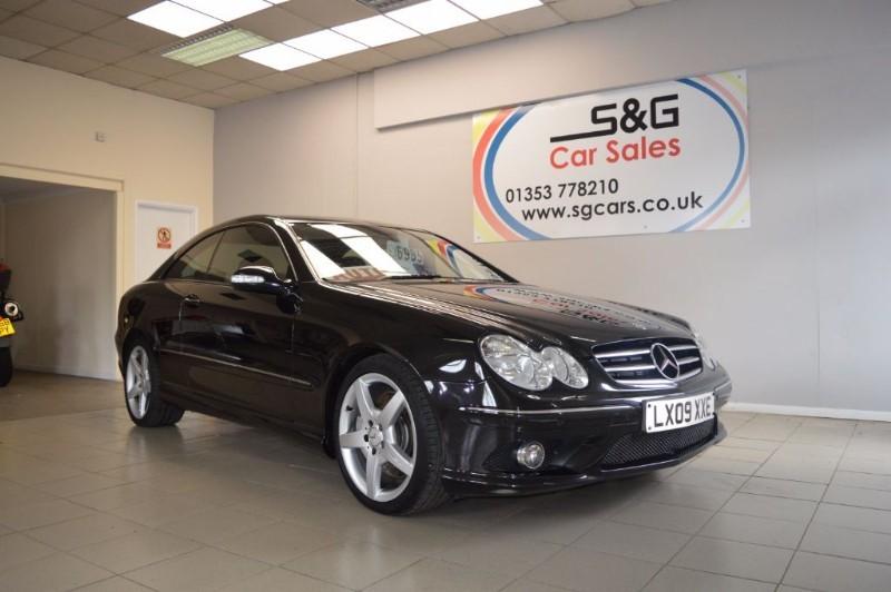 Mercedes CLK320 CDI for sale