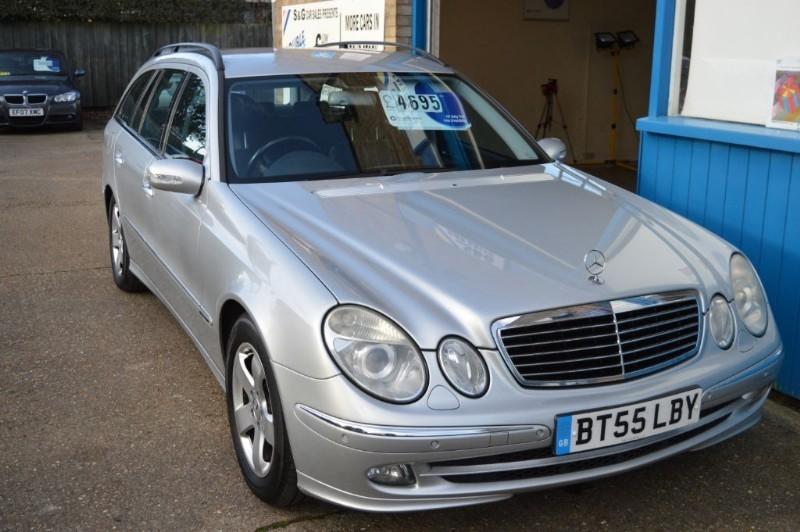 used Mercedes E220 CDI AVANTGARDE in ely-cambridgeshire