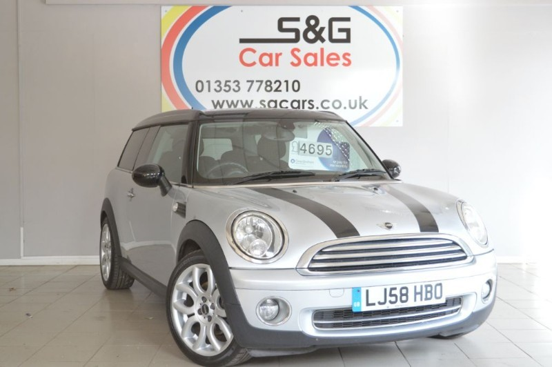 used MINI Clubman COOPER 1.6 in ely-cambridgeshire