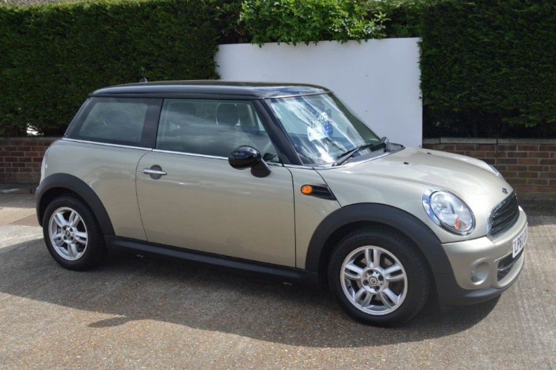 used MINI Hatch ONE D in ely-cambridgeshire