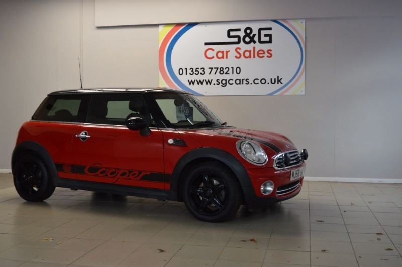 used MINI Hatch COOPER 1.6 in ely-cambridgeshire