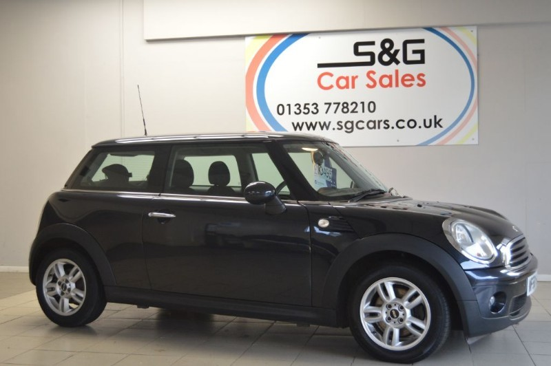 used MINI Hatch ONE 1.4 in ely-cambridgeshire