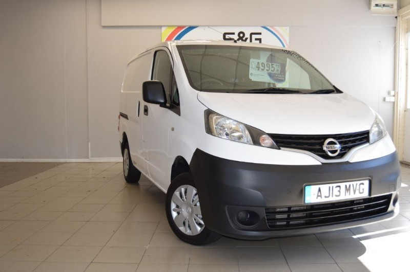 used Nissan NV200 SE DCI in ely-cambridgeshire