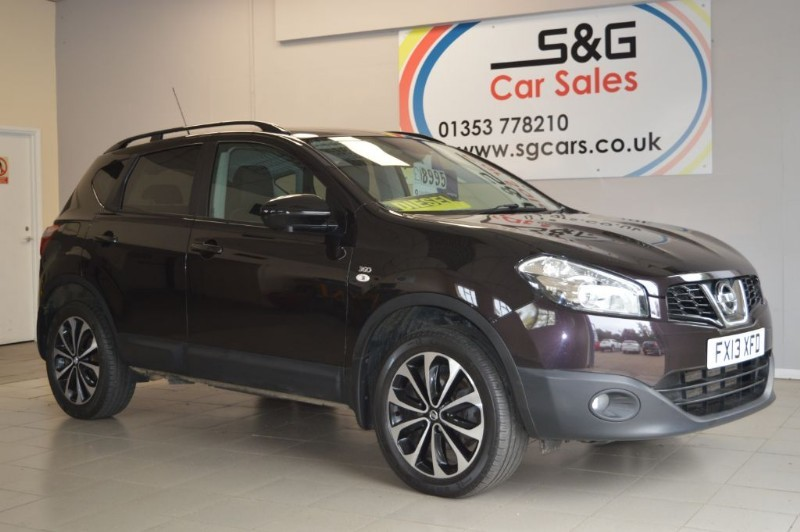 used Nissan Qashqai DCI 360 1.5 diesel in ely-cambridgeshire