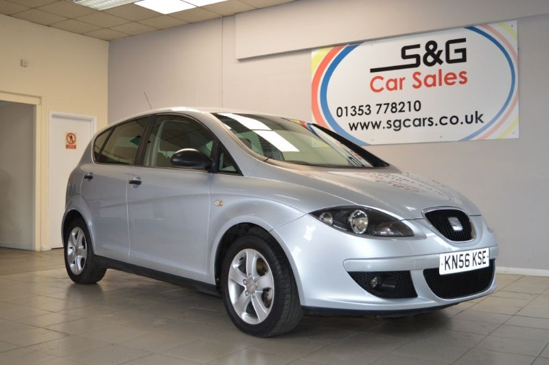 used SEAT Altea REFERENCE SPORT TDI in ely-cambridgeshire
