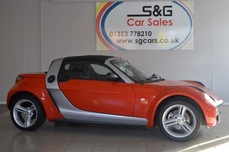 Smart Car Roadster for sale