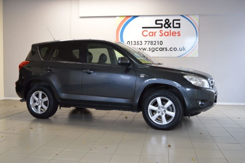 used Toyota  RAV-4 XT-R D-4D in ely-cambridgeshire