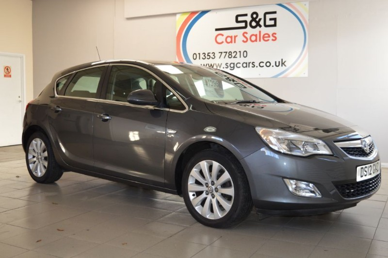 used Vauxhall Astra SE 1.6  in ely-cambridgeshire