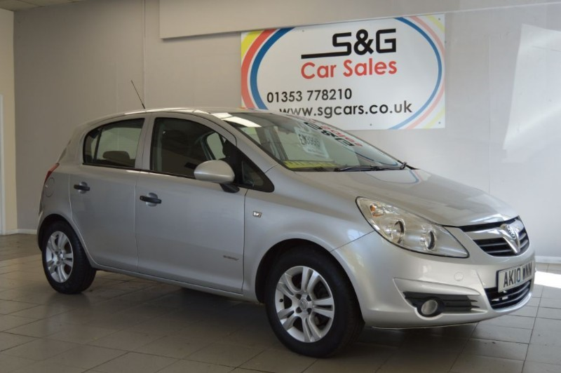 used Vauxhall Corsa ACTIVE CDTI 1.3 in ely-cambridgeshire