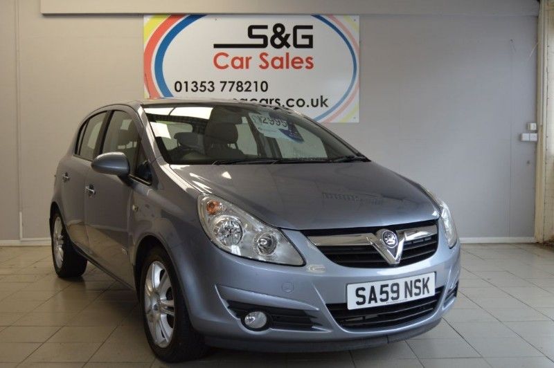 Vauxhall Corsa for sale
