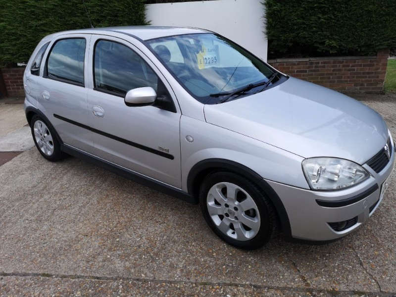 used Vauxhall Corsa SXI 16V TWINPORT in ely-cambridgeshire