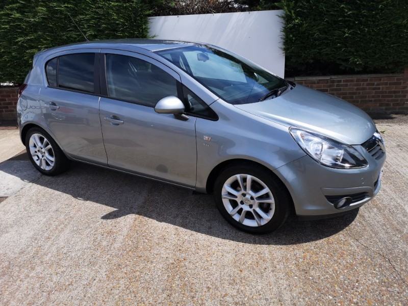used Vauxhall Corsa SXI 1.2 in ely-cambridgeshire