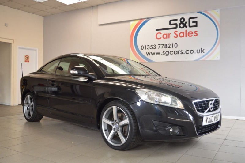 used Volvo C70 D SE LUX in ely-cambridgeshire