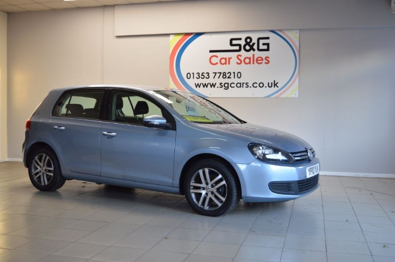 used VW Golf SE TDI 1.6 diesel in ely-cambridgeshire