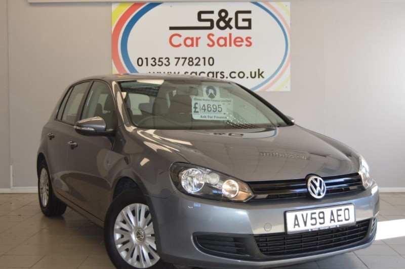 used VW Golf S 1.4 in ely-cambridgeshire