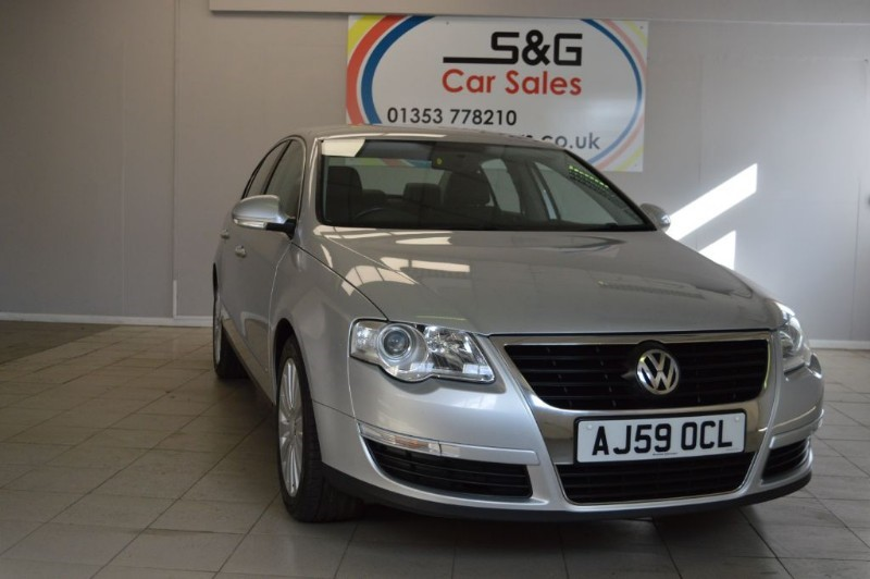 used VW Passat HIGHLINE TDI in ely-cambridgeshire