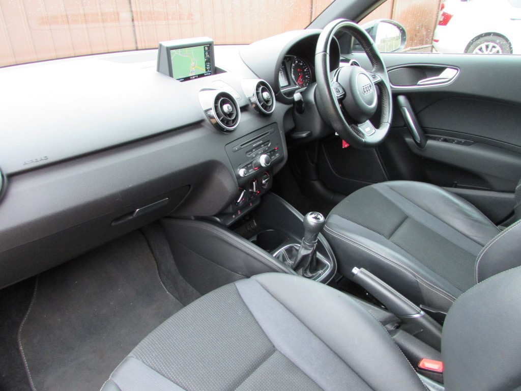 Used Black Audi A1 For Sale Cambridgeshire