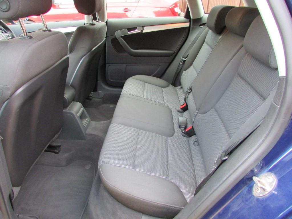 Used Scuba Blue Metallic Audi A3 For Sale Cambridgeshire