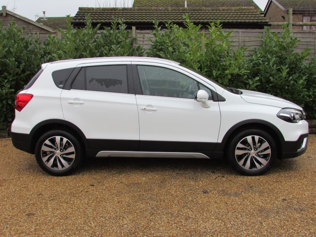 used superior white suzuki sx4 for sale cambridgeshire. Black Bedroom Furniture Sets. Home Design Ideas
