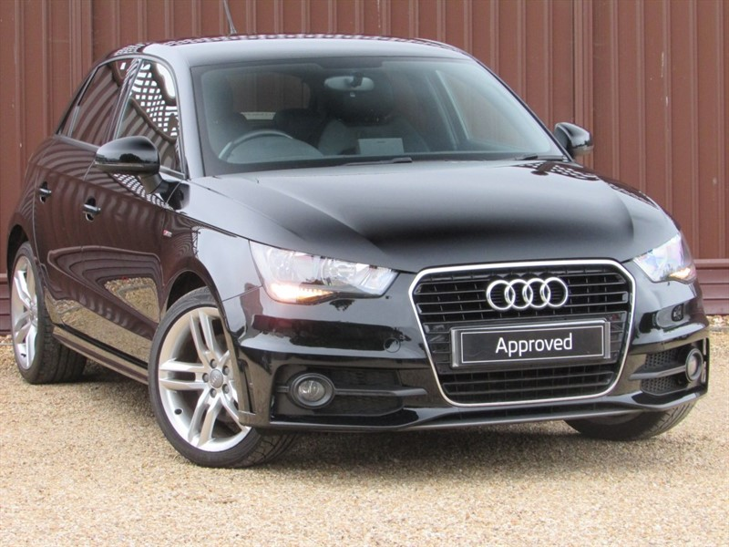 used Audi A1 SPORTBACK 1.4TFSI S LINE in ely-cambridgeshire