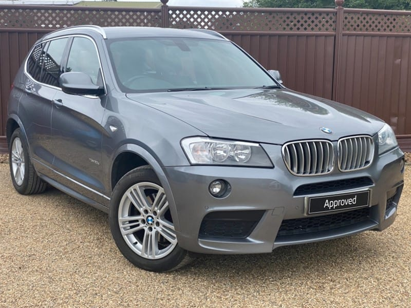 used BMW X3 XDRIVE30D M SPORT used cars in ely-cambridgeshire