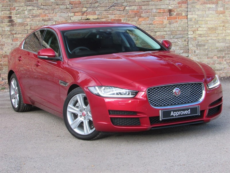 used Jaguar XE 2.0D PORTFOLIO in ely-cambridgeshire