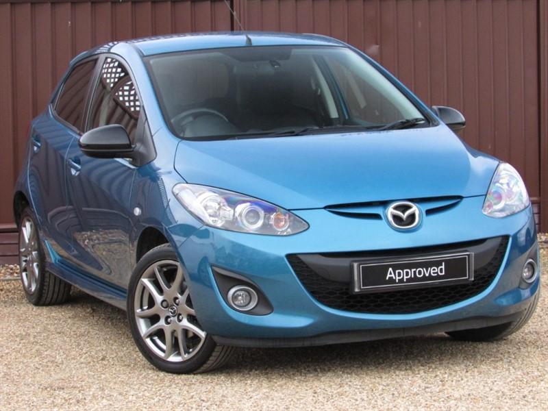 used Mazda Mazda2 VENTURE EDITION 1.3 82PS 5 DOOR in ely-cambridgeshire