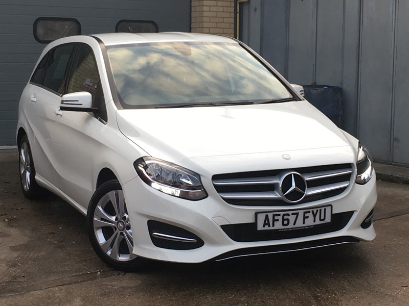 used Mercedes B180 B 180 D SPORT in ely-cambridgeshire