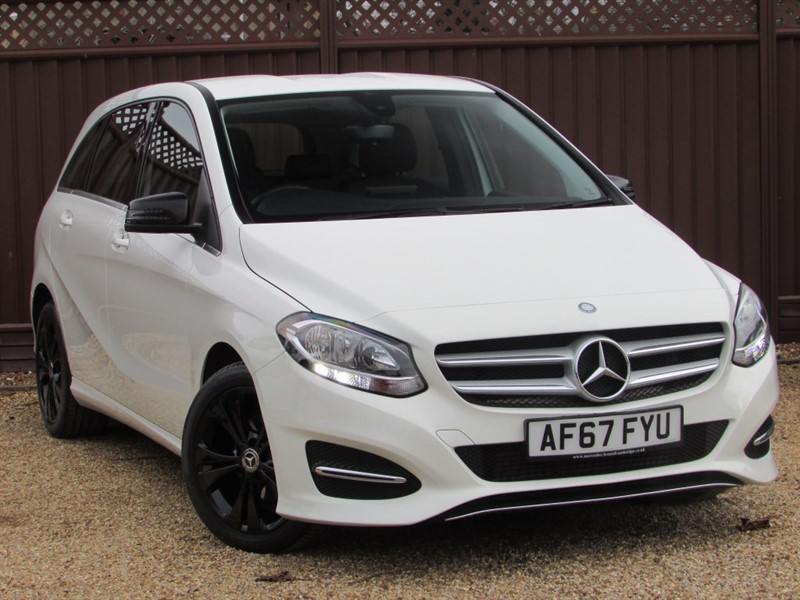 used Mercedes B180 D SPORT in ely-cambridgeshire
