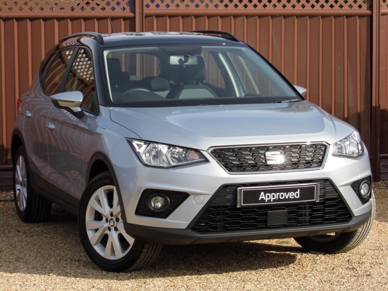 used SEAT Arona 1.0TSI 95PS SE in ely-cambridgeshire