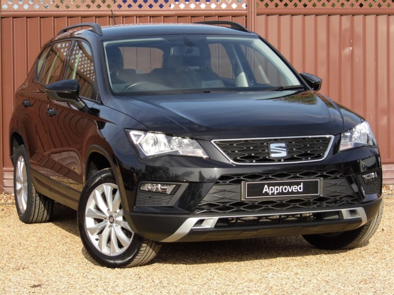 used SEAT Ateca 1.0TSI 115PS ECOMOTIVE SE in ely-cambridgeshire