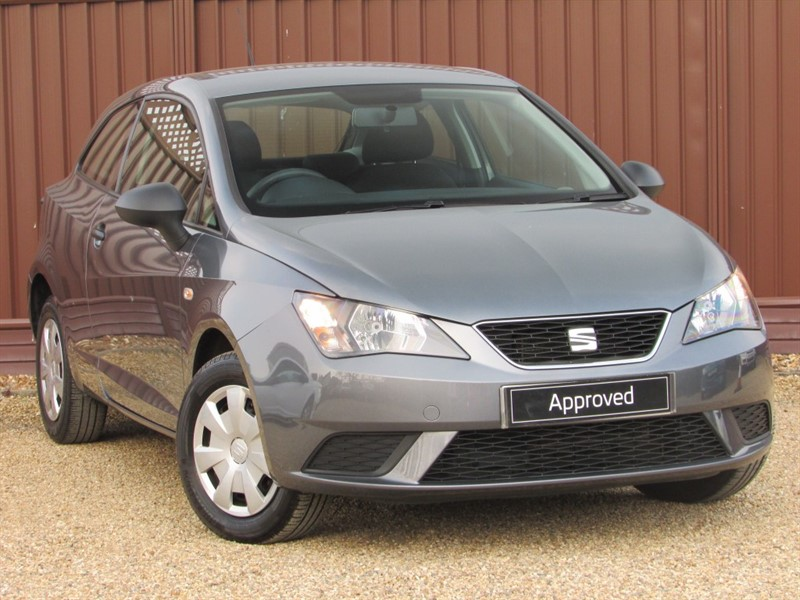 used SEAT Ibiza E 1.0 75PS 3 DOOR in ely-cambridgeshire