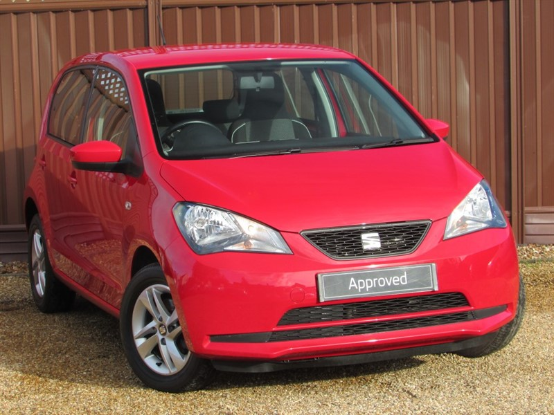 used SEAT Mii SE 1.0MPI 75PS AUTOMATIC 5 DOOR in ely-cambridgeshire