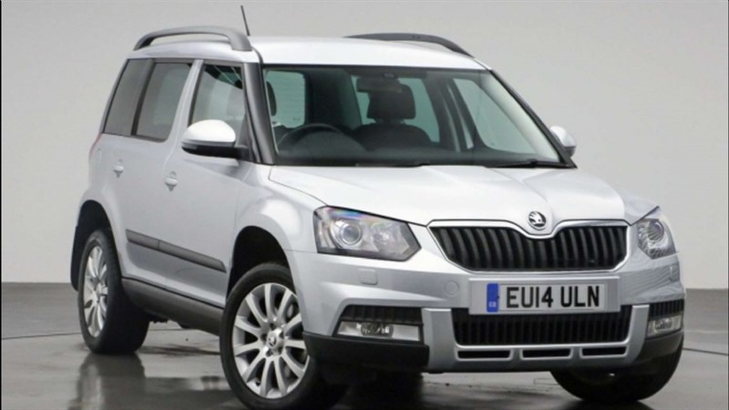 used Skoda Yeti OUTDOOR ELEGANCE 2.0TDI CR 4x4 DSG 170PS in ely-cambridgeshire
