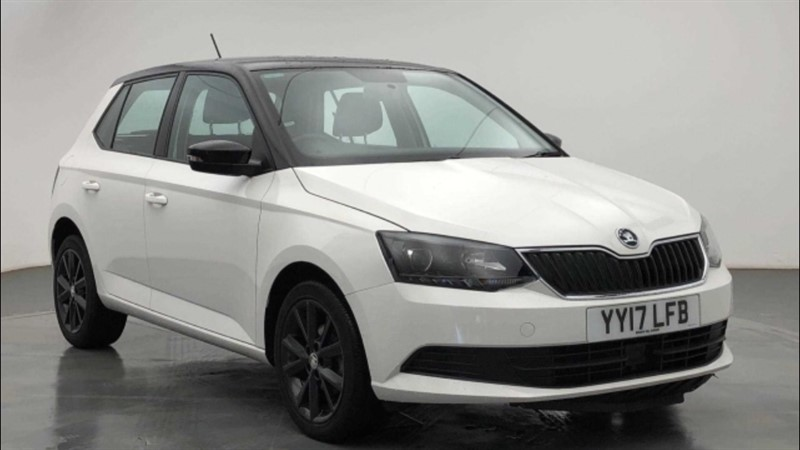 used Skoda Fabia COLOUR EDITION 1.2TSI 90PS in ely-cambridgeshire