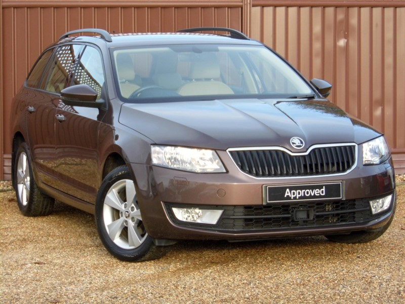 used Skoda Octavia SE L 1.6TDI 110PS DSG in ely-cambridgeshire
