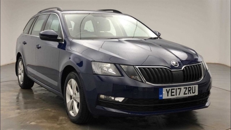 used Skoda Octavia SE TECHNOLOGY 1.6TDI 115PS in ely-cambridgeshire