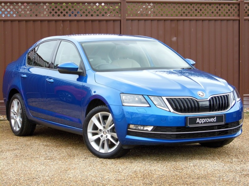 used Skoda Octavia SE L 1.5TSI 150PS in ely-cambridgeshire