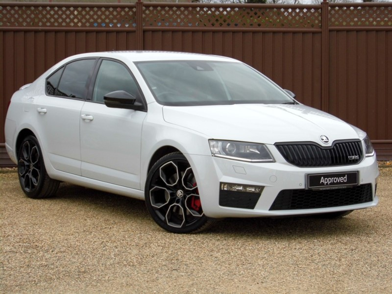 used Skoda Octavia VRS 2.0TSI 230PS in ely-cambridgeshire