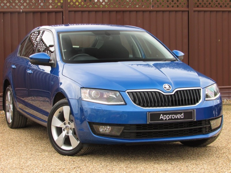 used Skoda Octavia SE SPORT 1.6TDI 110PS DSG in ely-cambridgeshire