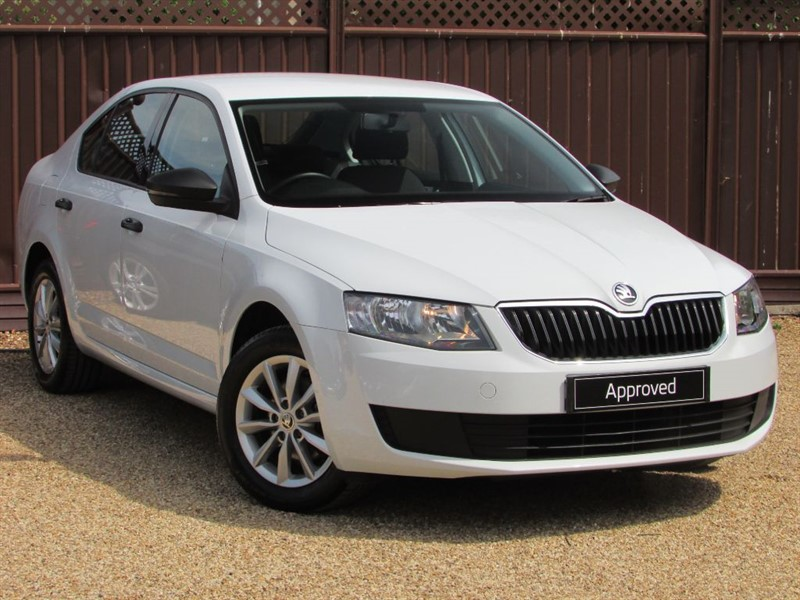 used Skoda Octavia S 1.0TSI 115PS  in ely-cambridgeshire