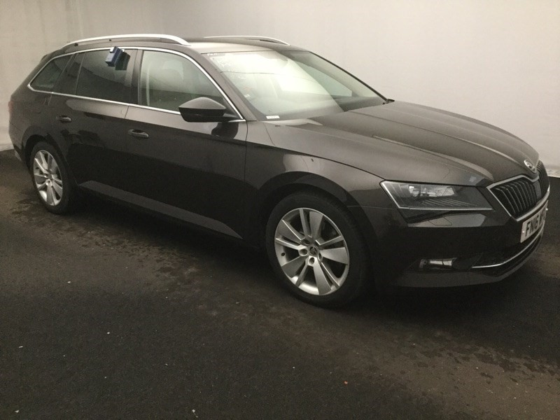 used Skoda Superb SE L EXECUTIVE 2.0TDI 190PS DSG in ely-cambridgeshire