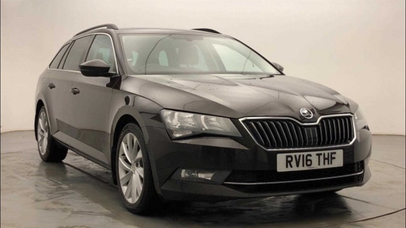 used Skoda Superb SE BUSINESS 2.0TDI 150PS in ely-cambridgeshire