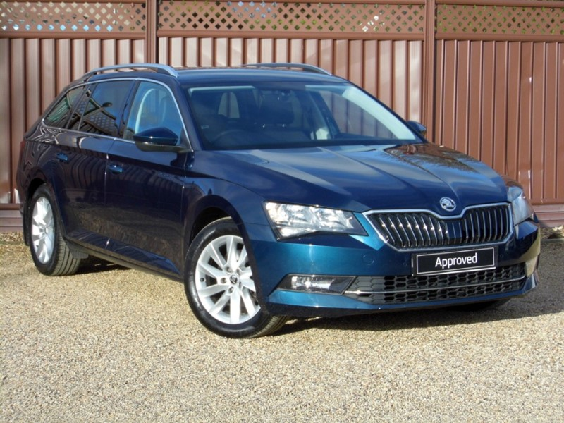 used Skoda Superb SE BUSINESS 1.6TDI 120PS in ely-cambridgeshire